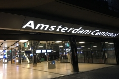 reclame amsterdam centraal