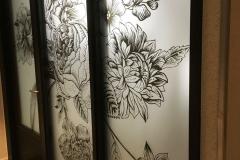 Interieur glas folie