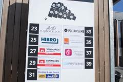 Verzamel gebouw reclame 6