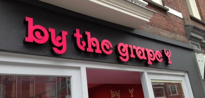 By the Grape Een nieuwe gevelreclame voor wijnhuis By the Grape april 2013 091 702x336
