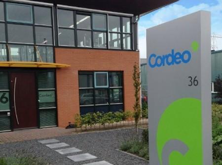 Nieuwe reclamezuil voor Cordeo Nieuwe reclamezuil voor Cordeo cordeo 450x336