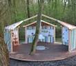 Unieke houten kookplek met sfeerwanden op camping Vliegenbos Unieke houten kookplek met sfeerwanden op camping Vliegenbos DSC 0071 Medium 110x96