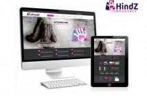 HindZ Communicatie zoekt samenwerking voor eigen website HindZ Communicatie zoekt samenwerking voor eigen website  website wordpress hindz 214x140