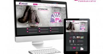 HindZ Communicatie zoekt samenwerking voor eigen website HindZ Communicatie zoekt samenwerking voor eigen website  website wordpress hindz 351x185