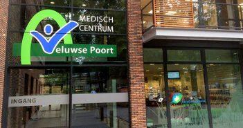 medisch centrum de veluwse poort glasfolie Van de Pol Reclame zorgt voor Veluwse sfeer in medisch centrum met (onder meer) zonwerende glasfolie medisch centrum de veluwse poort header 351x185