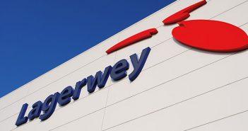 Lagerwey Gevel Logo led verlichte gevelreclame Nieuwe windturbinefabriek voorzien van led verlichte gevelreclame lagerwey gevel logo header 351x185