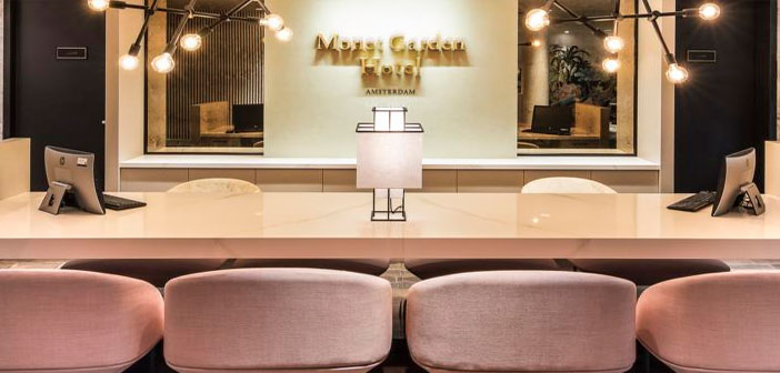 Way finding Monet Garden way-finding Way-finding en signing voor Monet Garden Hotel way finding monet garden header1