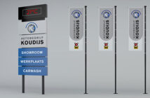 buitenreclame autobedrijf koudijs Buitenreclame autobedrijf Koudijs koudijs header 214x140
