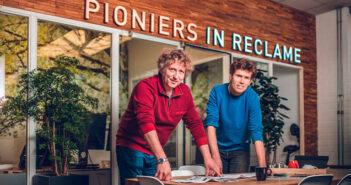Pol Reclame  Reclame pioniers met passie reclame pioniers header 351x185