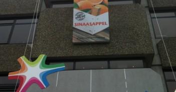 3d Reuze 3D Appelsientje gevelreclame voor Riedel BV 3d appelsientje 7 351x185