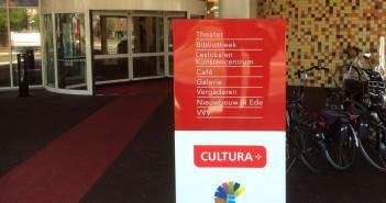 interne bewegwijzering Bewegwijzering voor Kunstencentrum Cultura cultura 08 351x185