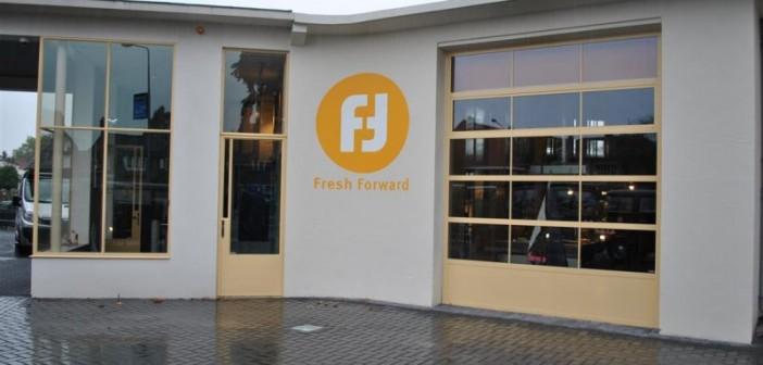 muurschildering Muurschildering voor Fresh Forward in Hilversum dsc 0059 medium 702x336