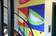 frisse uitstraling Frisse uitstraling voor Orthodontie Praktijk Govers govers reclame 2 214x140