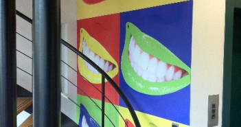 frisse uitstraling Frisse uitstraling voor Orthodontie Praktijk Govers govers reclame 2 351x185