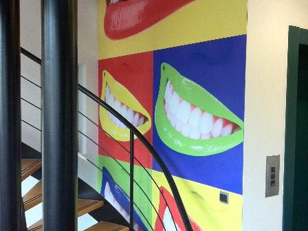 frisse uitstraling Frisse uitstraling voor Orthodontie Praktijk Govers govers reclame 2 448x336