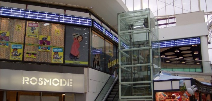 energiezuinige led lichtreclame Nieuwe lichtbakken voor Winkelcentrum City Plaza Nieuwegein led verlichting plaza 2 702x336